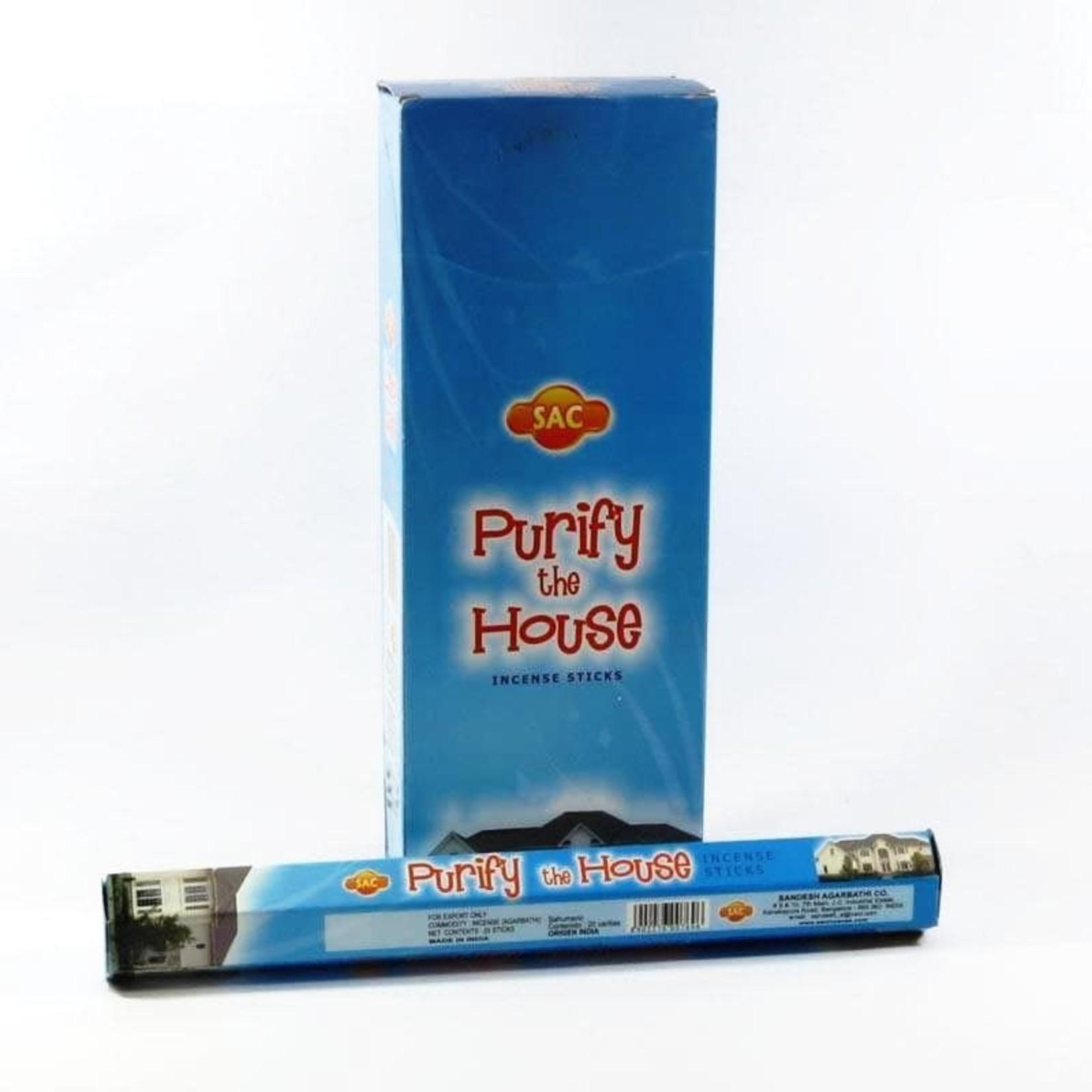 Purify The Home Incense Sticks - SAC