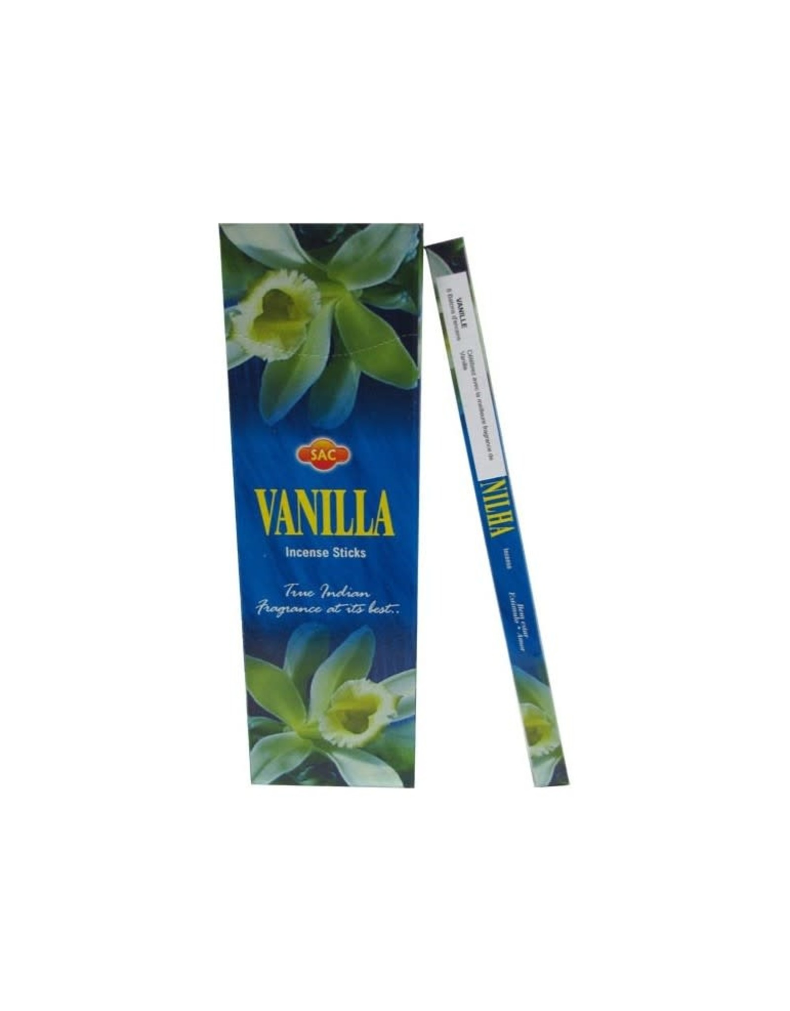 Vanilla Incense Sticks SAC