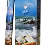 FLUTE Amber Sandal Incense Stick - Flute