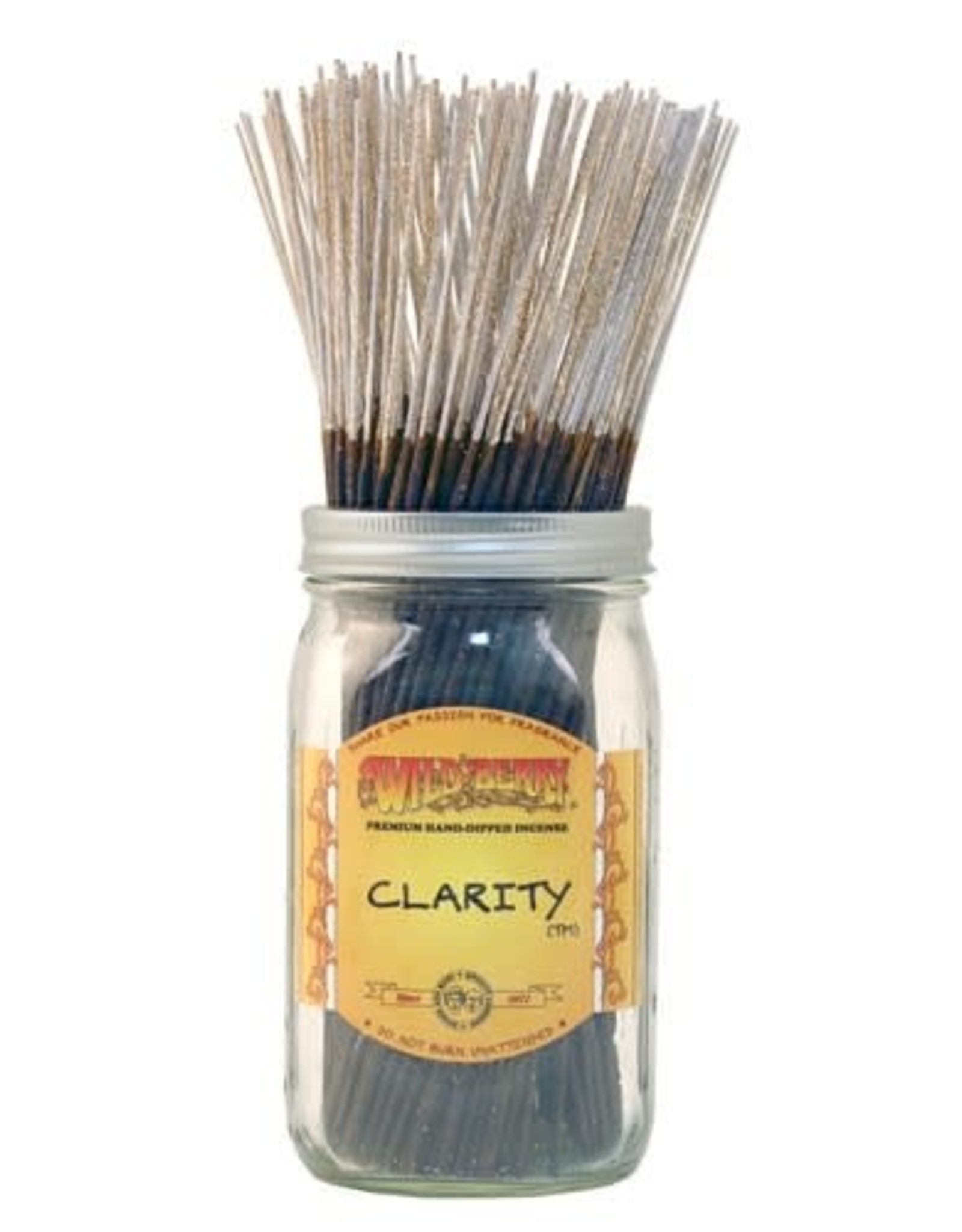 Clarity - Wildberry Incense
