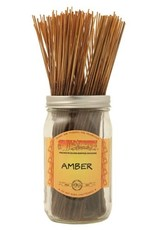 Amber Incense- Wilberry