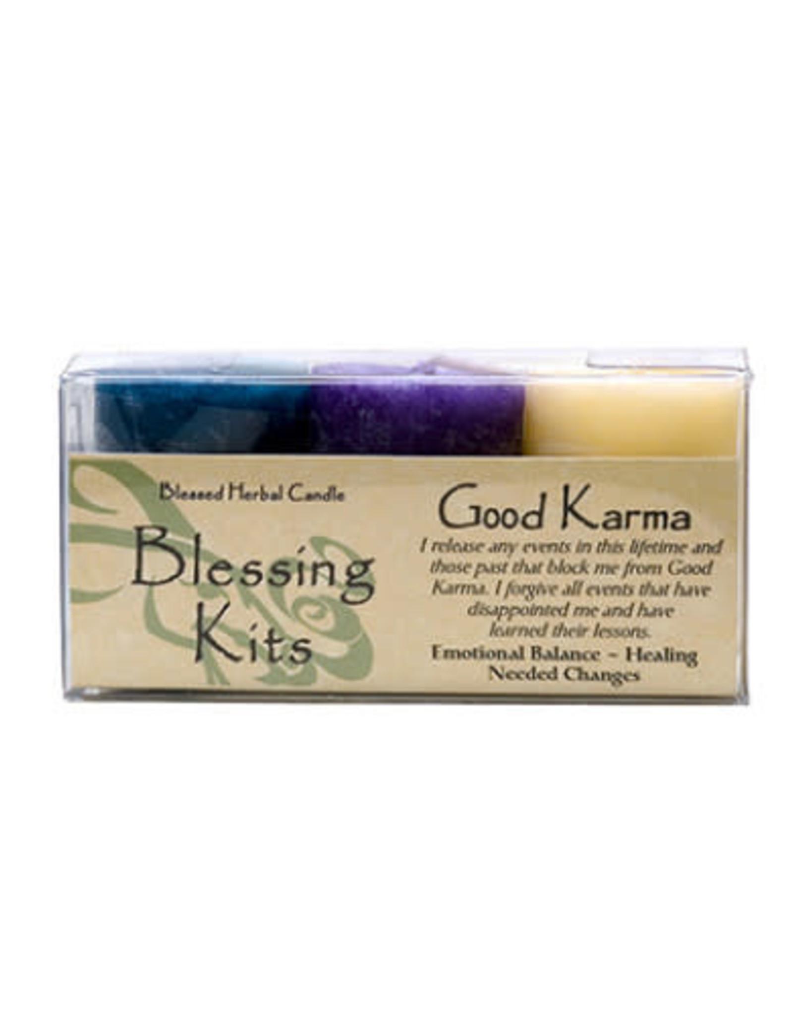 Good Karma Candle Kit