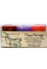 Happy Marriage Candle Kit