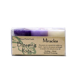 Miracles Candle Kit