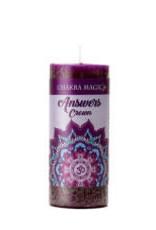 Chakra Magic: Crown (Answers) Candle