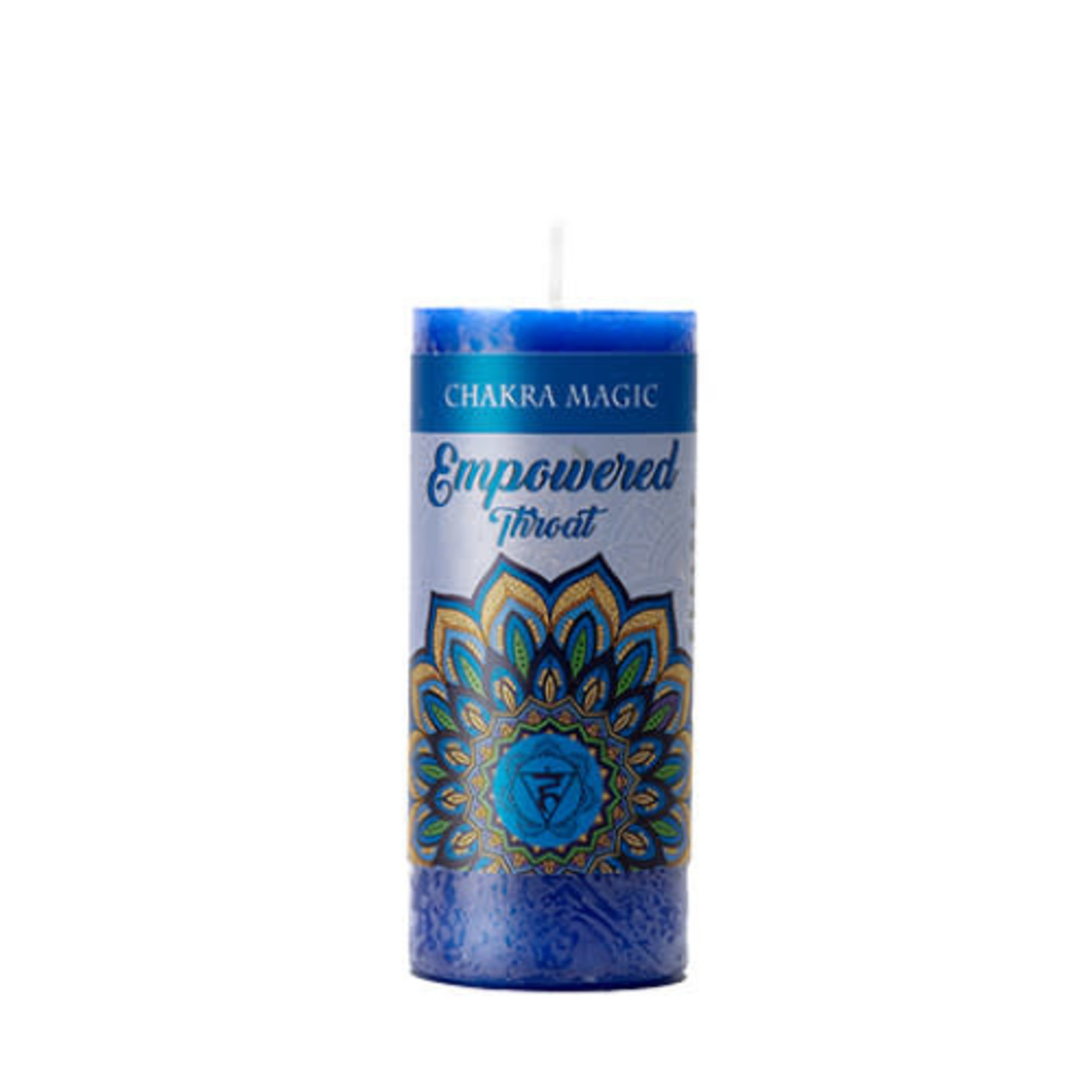 Chakra Magic: Throat (Empowered) Candle