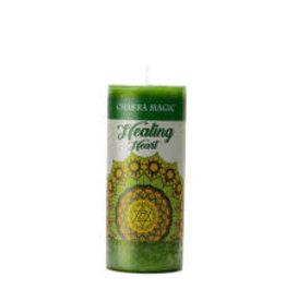 Chakra Magic: Heart (Healing) Candle