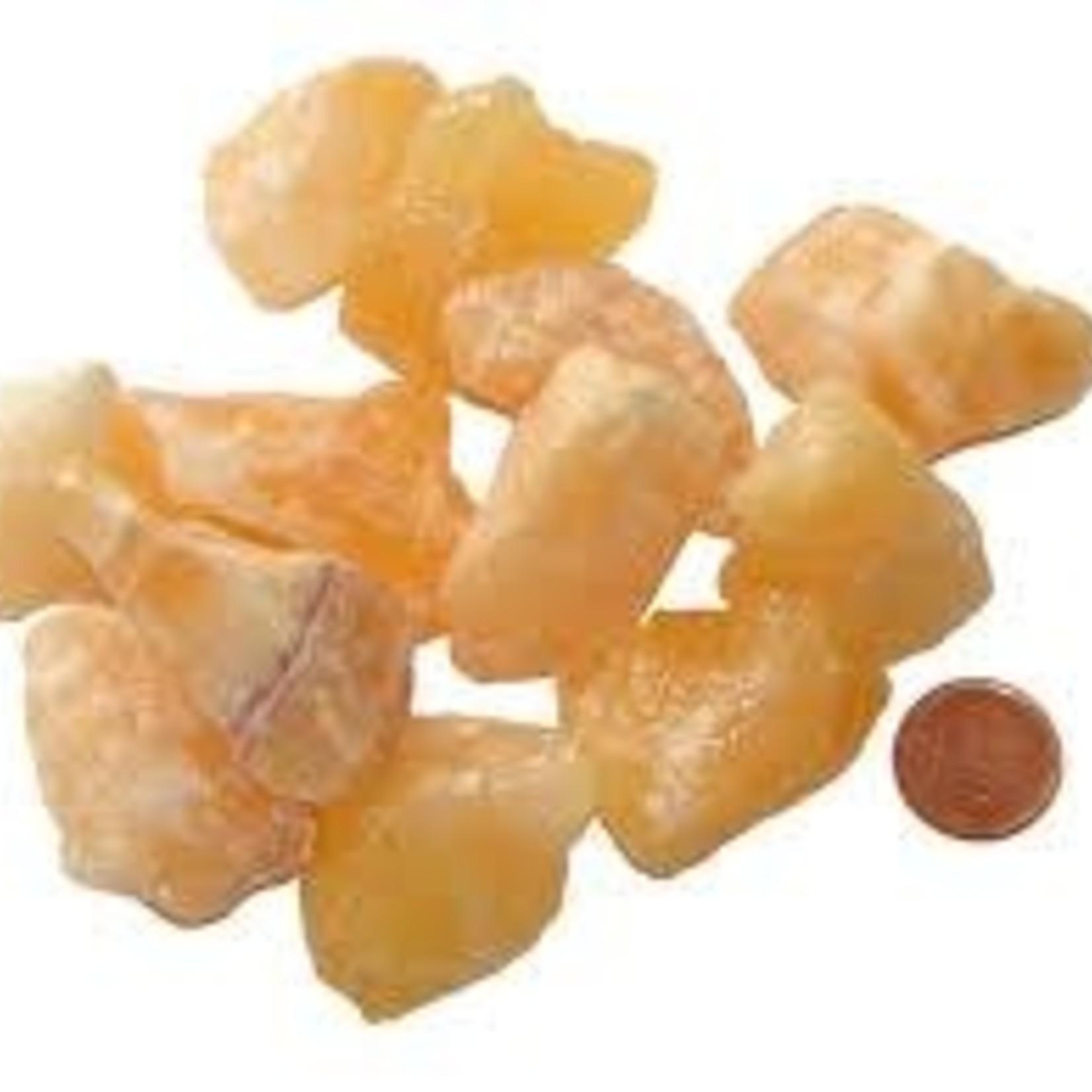 Medium Orange Calcite