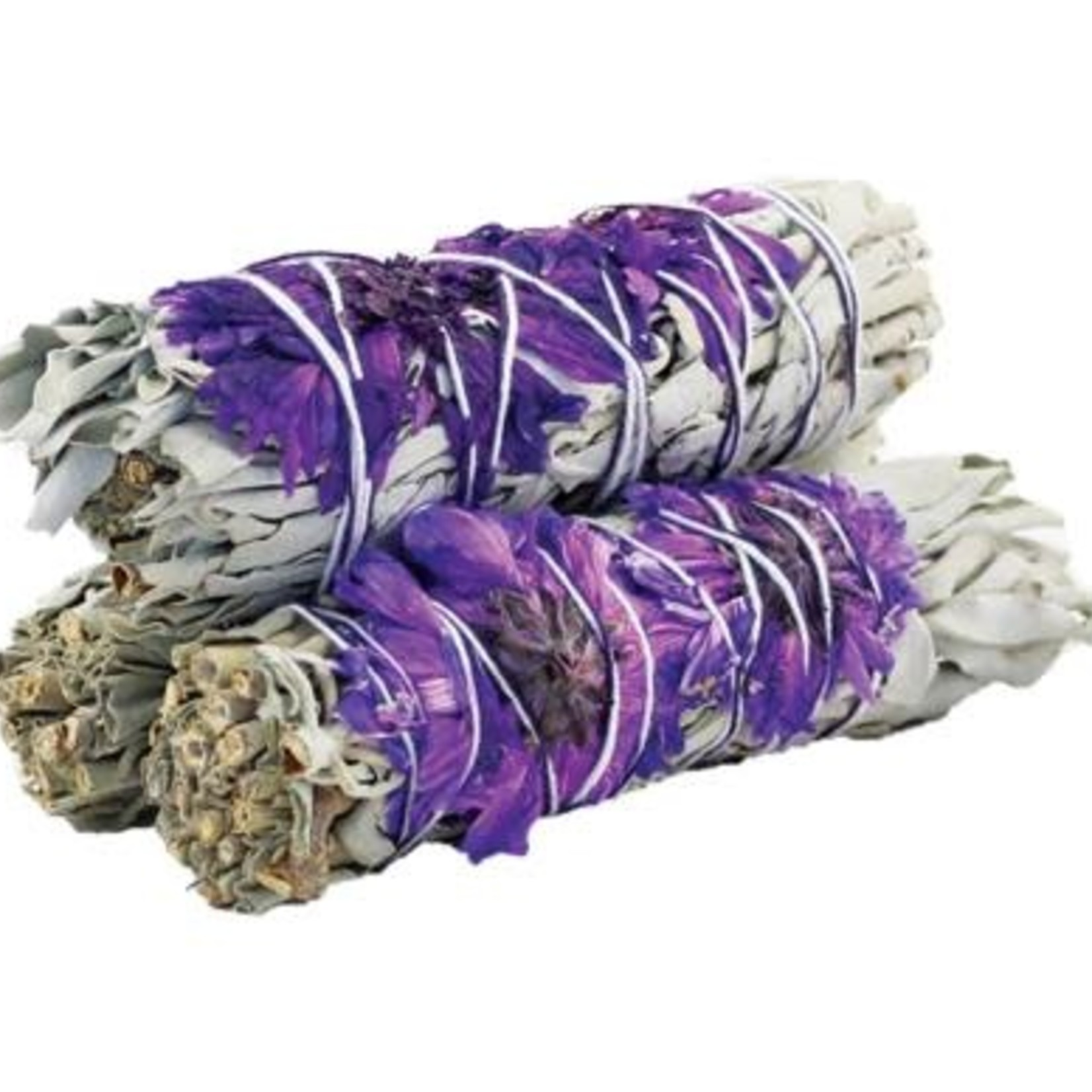 Purple Daze Sage Smudge Stick 4""
