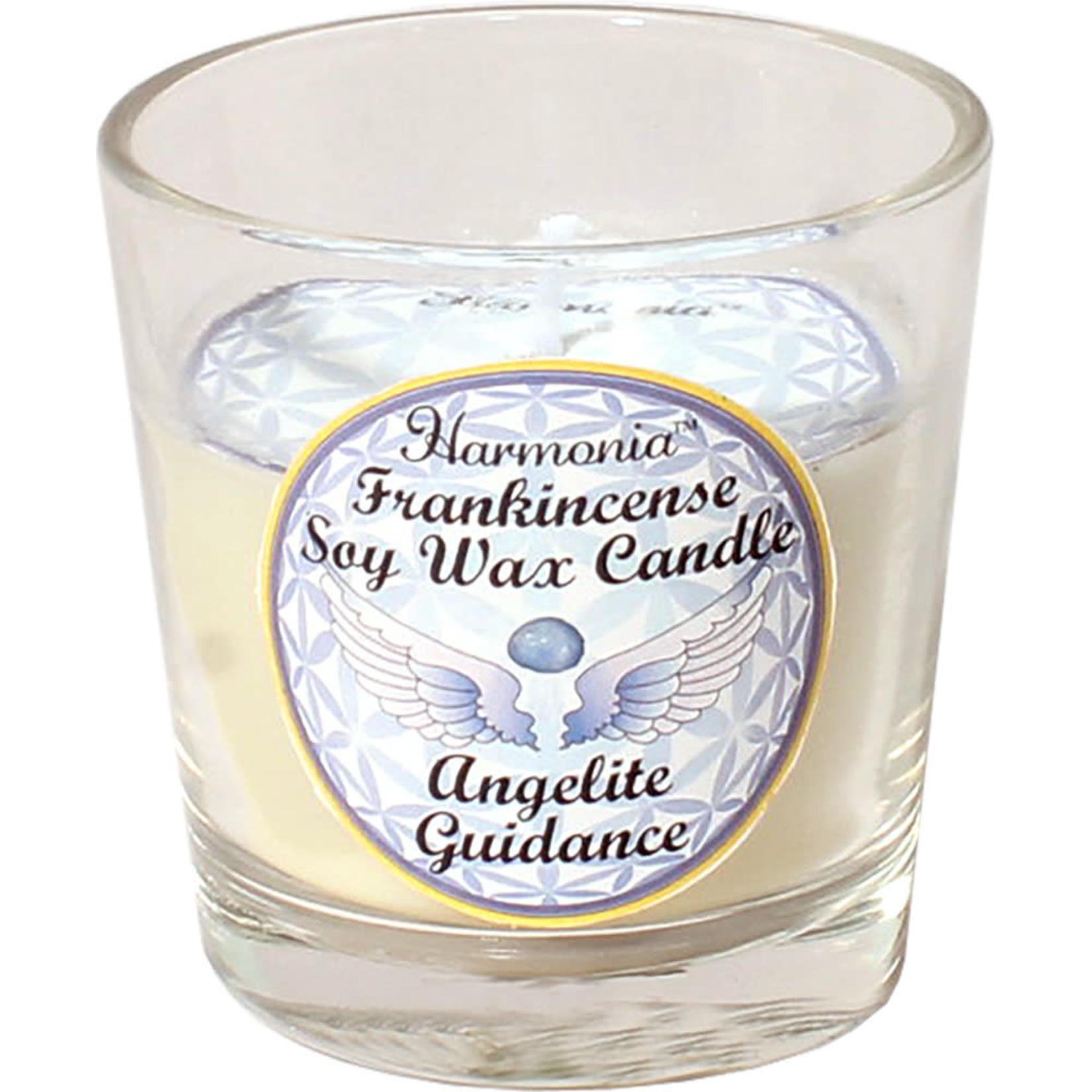 Votive Candle Harmonia Soy Gem - Guidance Angetite