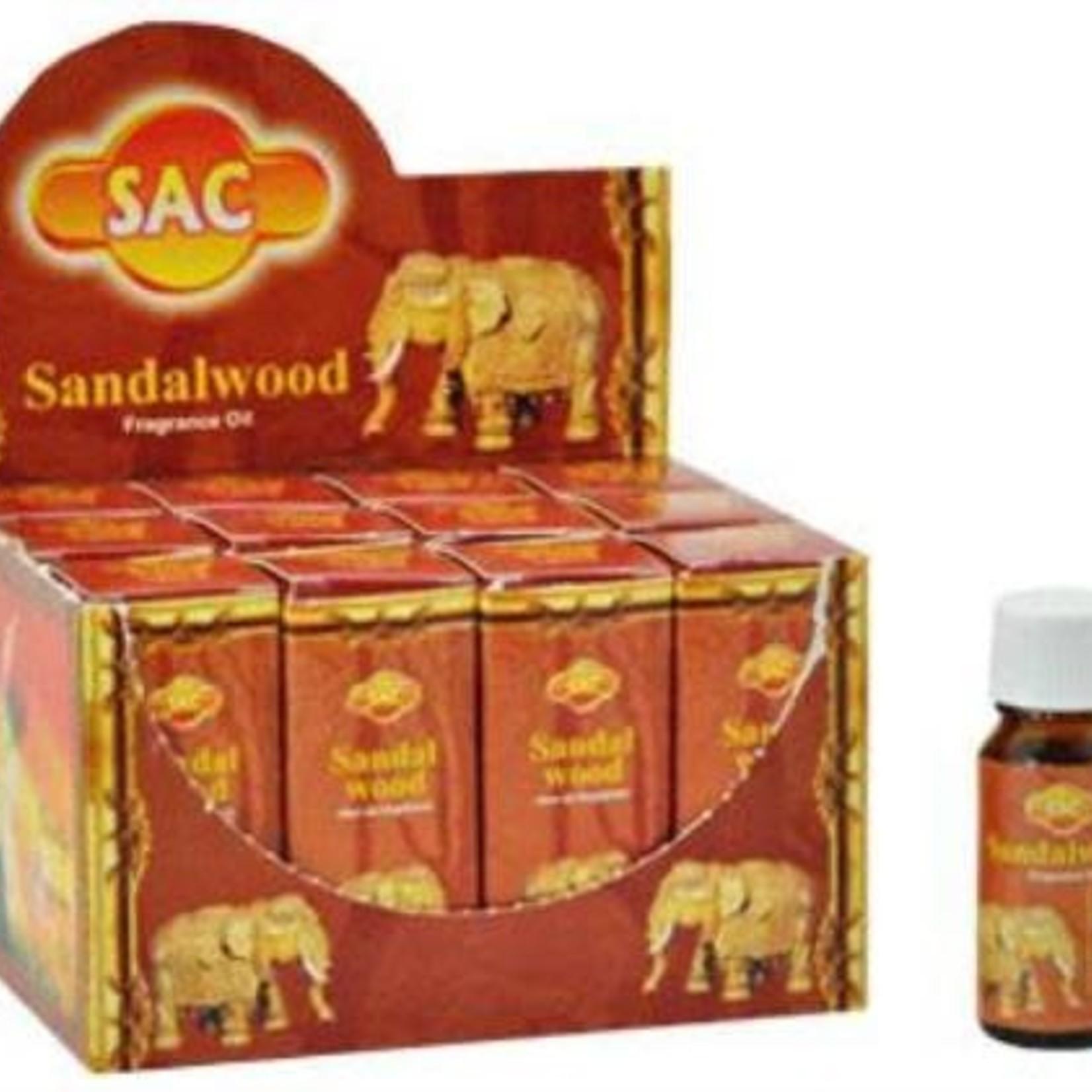 Sandalwood Fragrance Oil SAC
