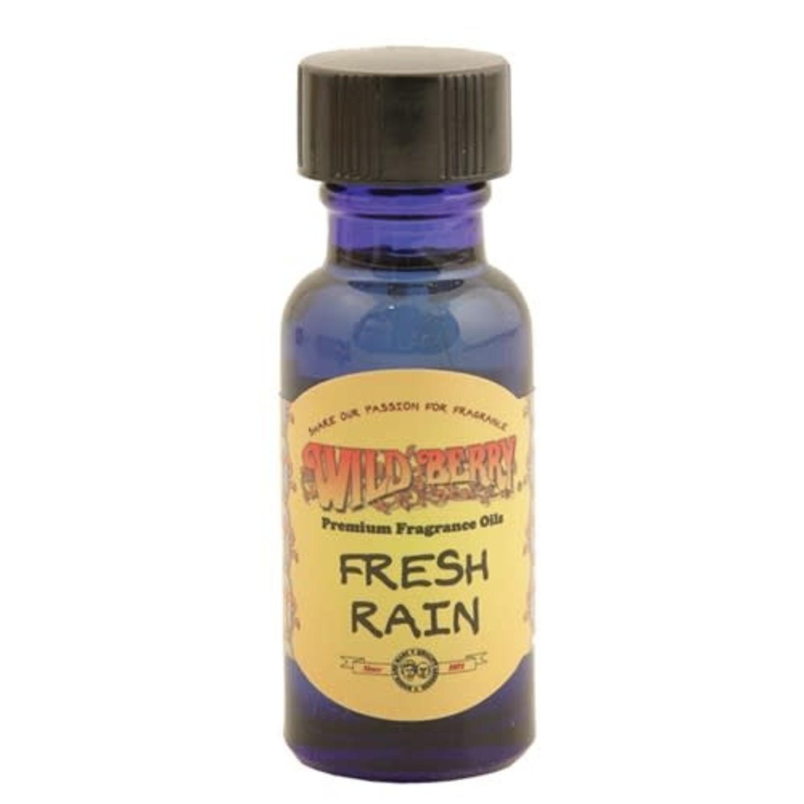 Fresh Rain Fragrance Oil (Wild Berry)