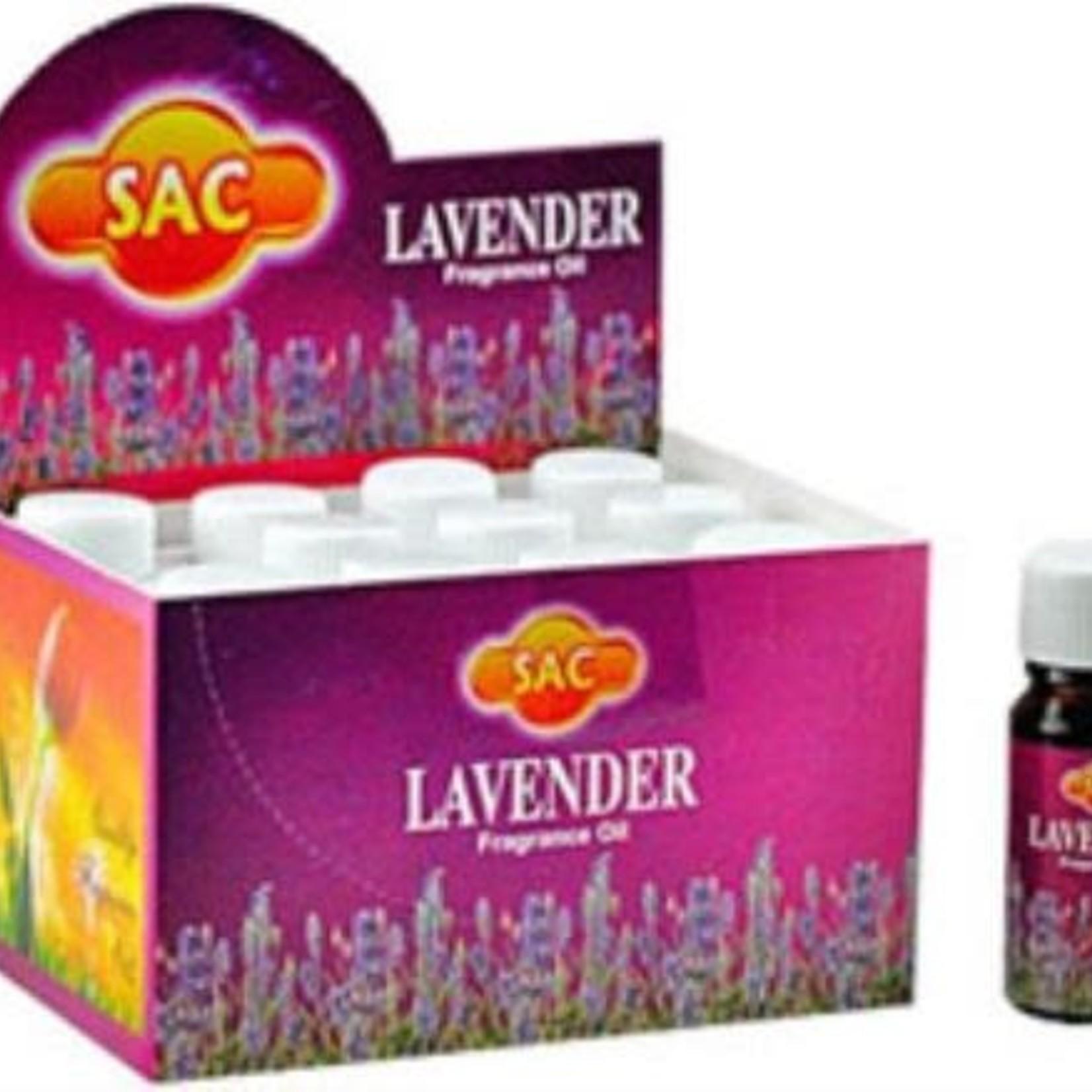 Lavender Fragrance oil - SAC