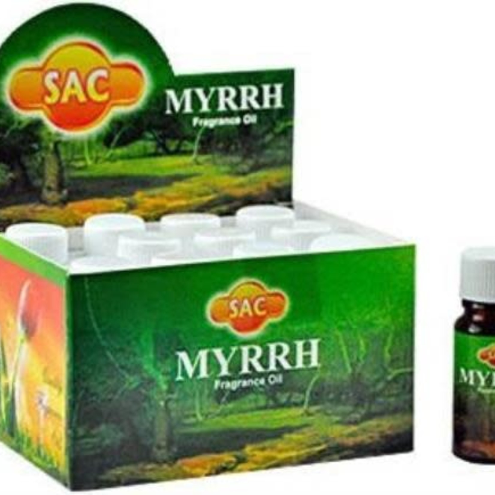 Myrrh Fragrance oil - SAC