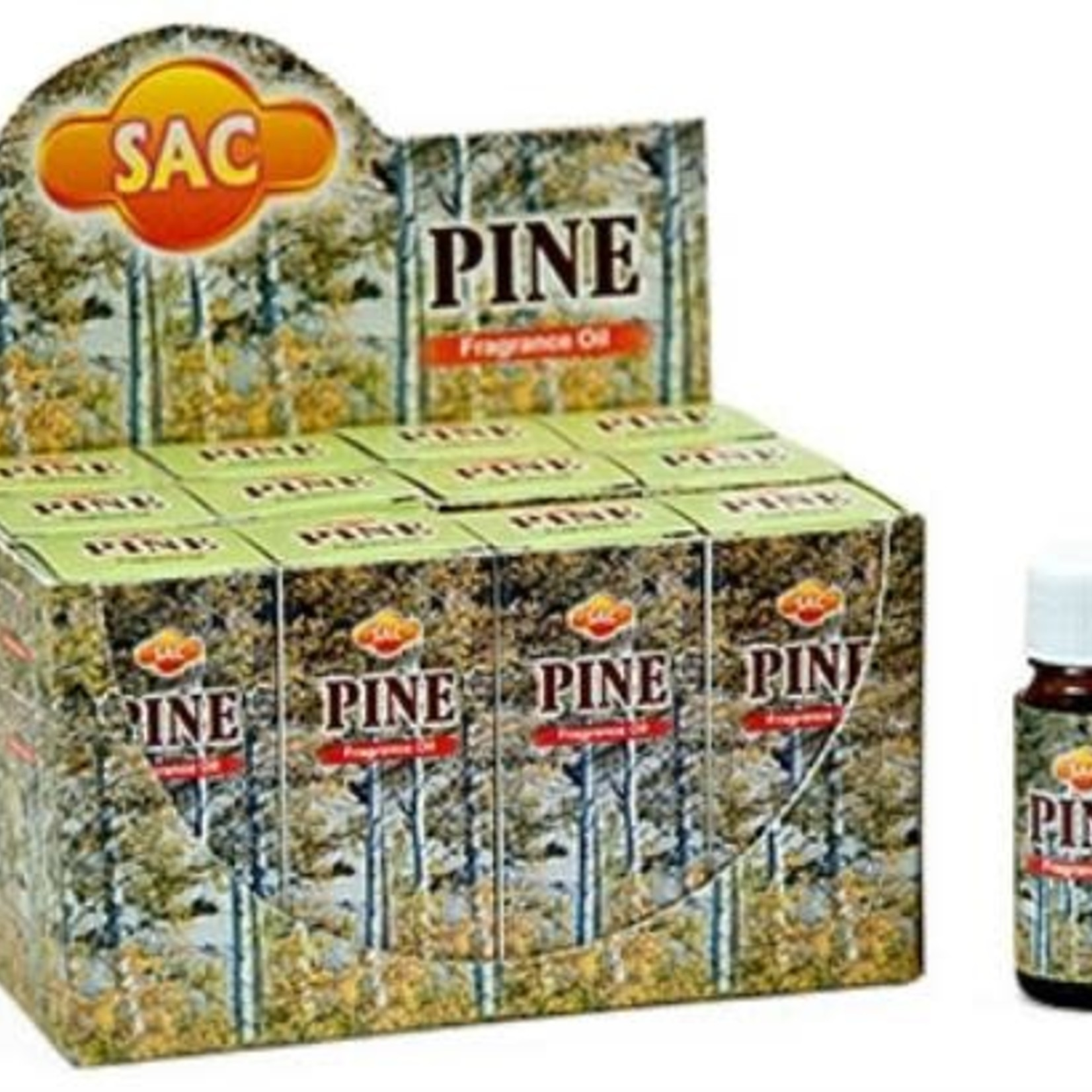 Pine Fragrance oil - SAC