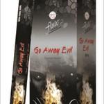 FLUTE Go Away Evil Incense Stick - Flute