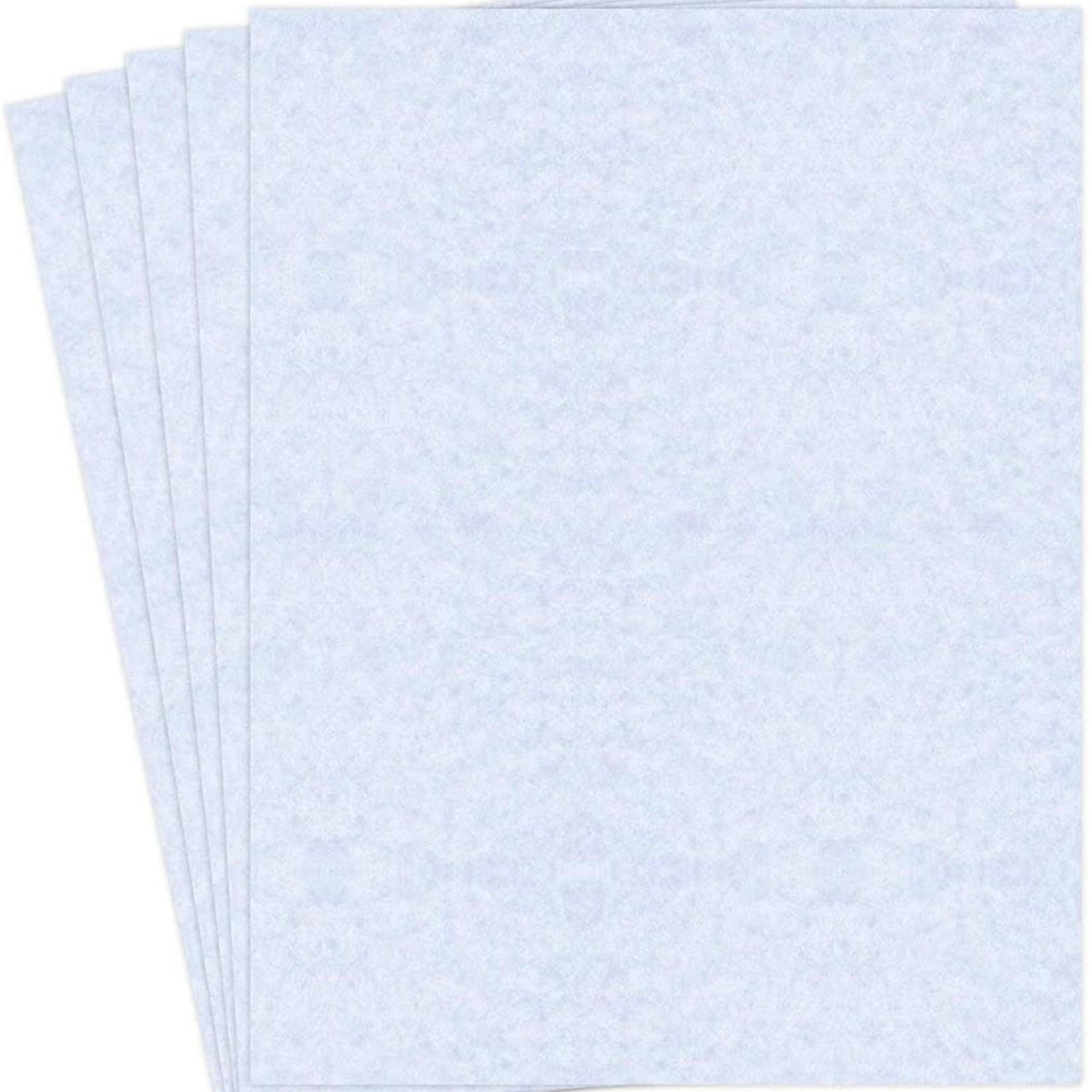 Blessed Parchment Paper 4PC - Blue