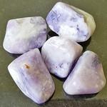 Opalized Fluorite Tumble Stone