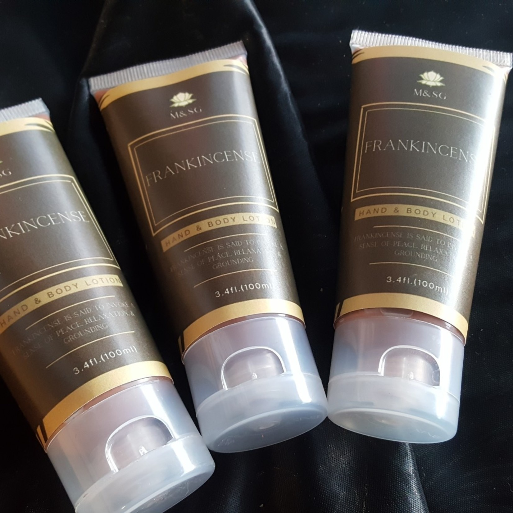 Frankincense Hand & Body Lotion (MSG)