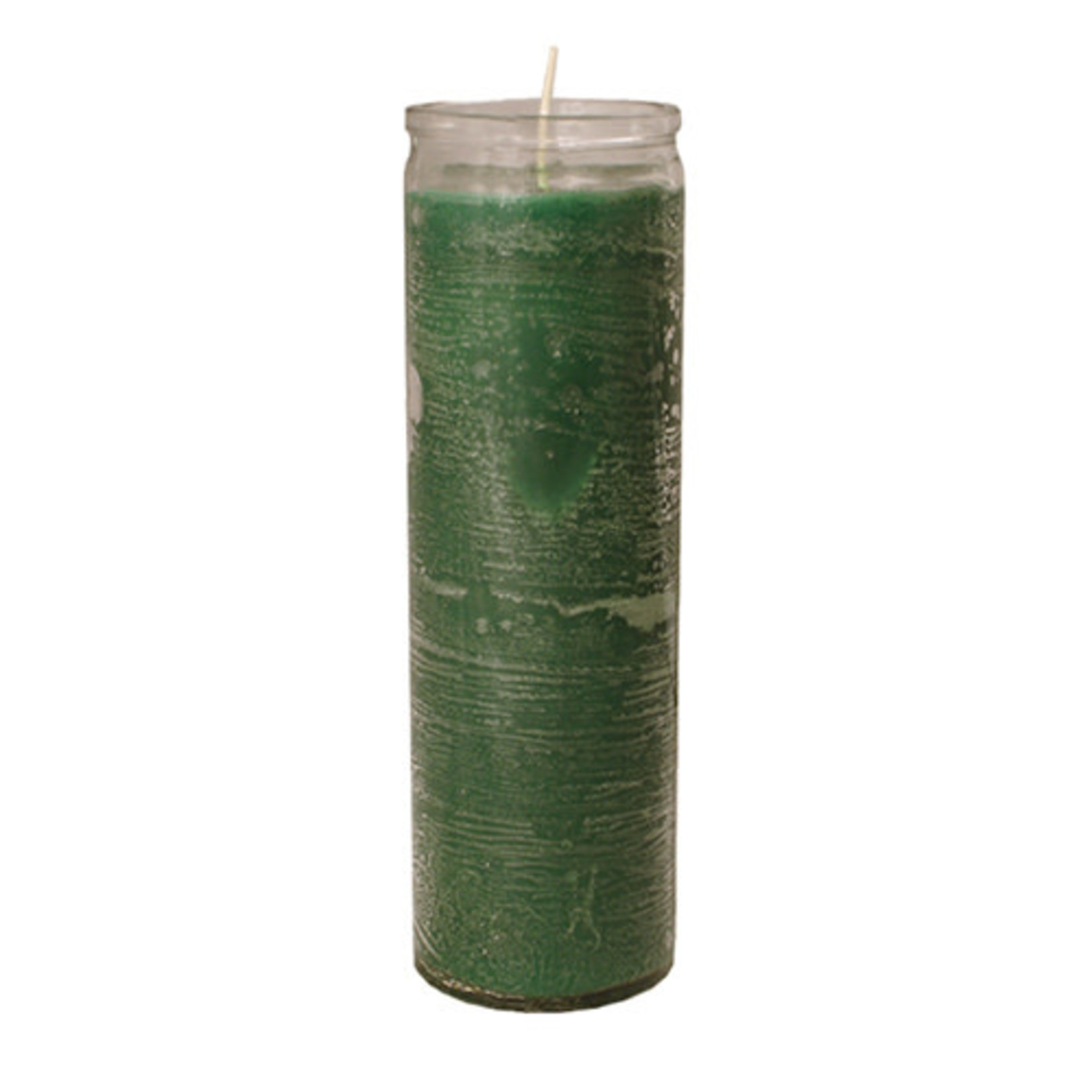 36 Hour Candle Plain Green