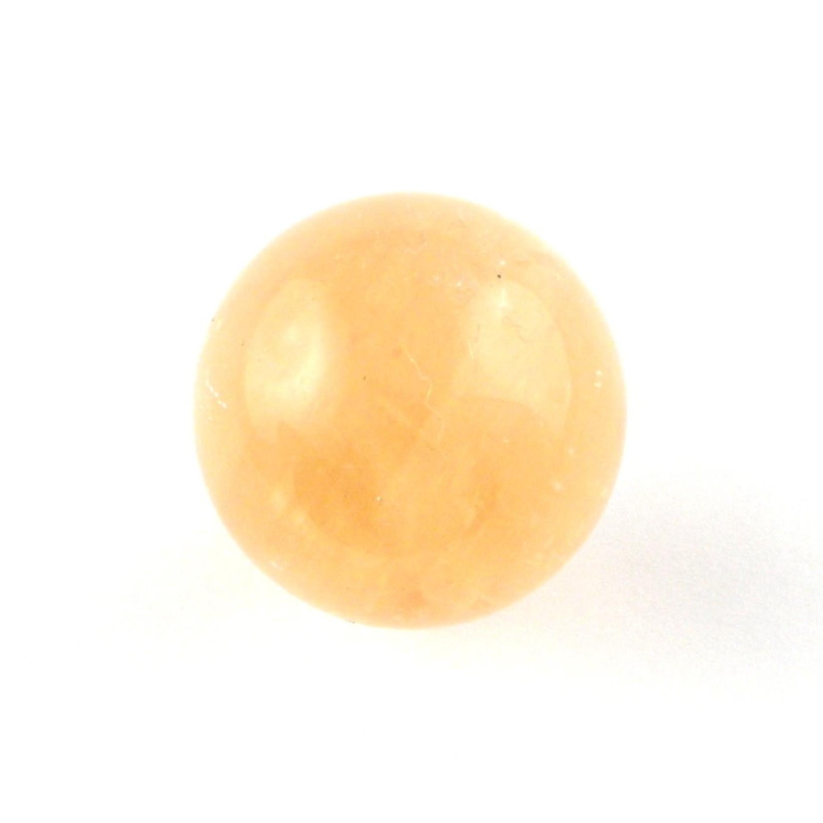 Calcite Honey  Sphere - Tiny