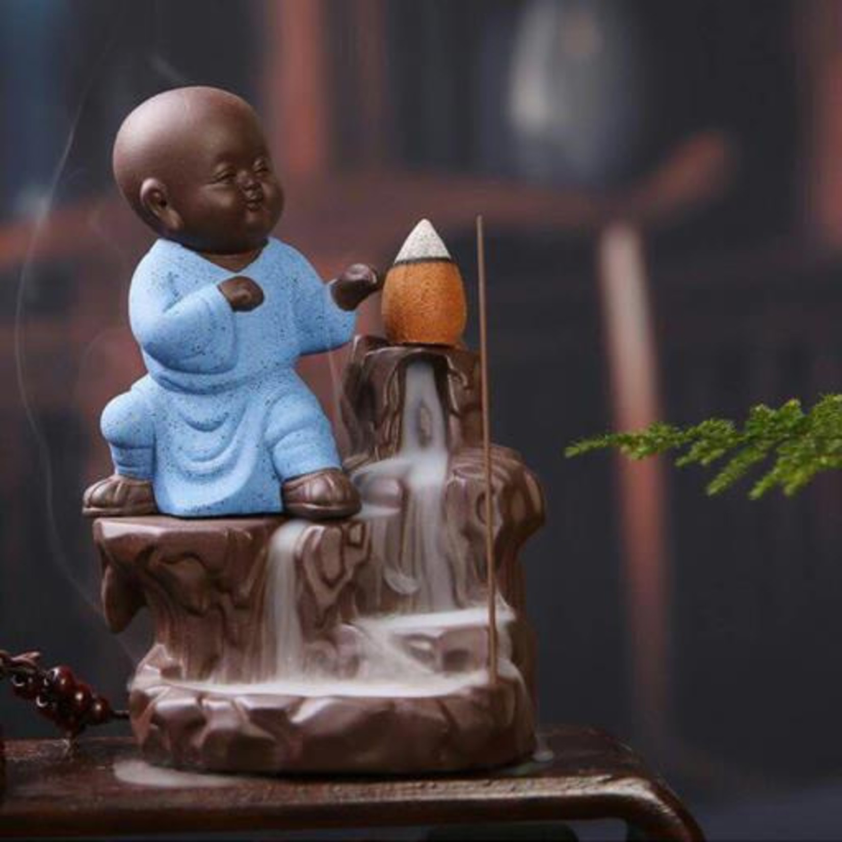Backflow Burner  Baby Buddha