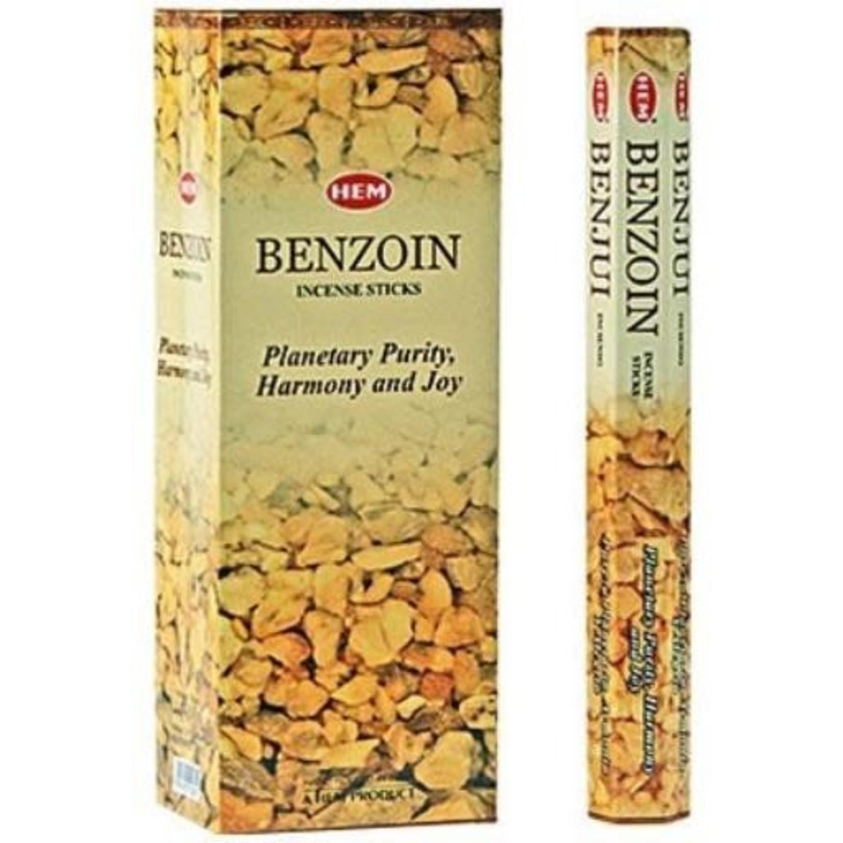 HEM Benzoin Incense - Hem