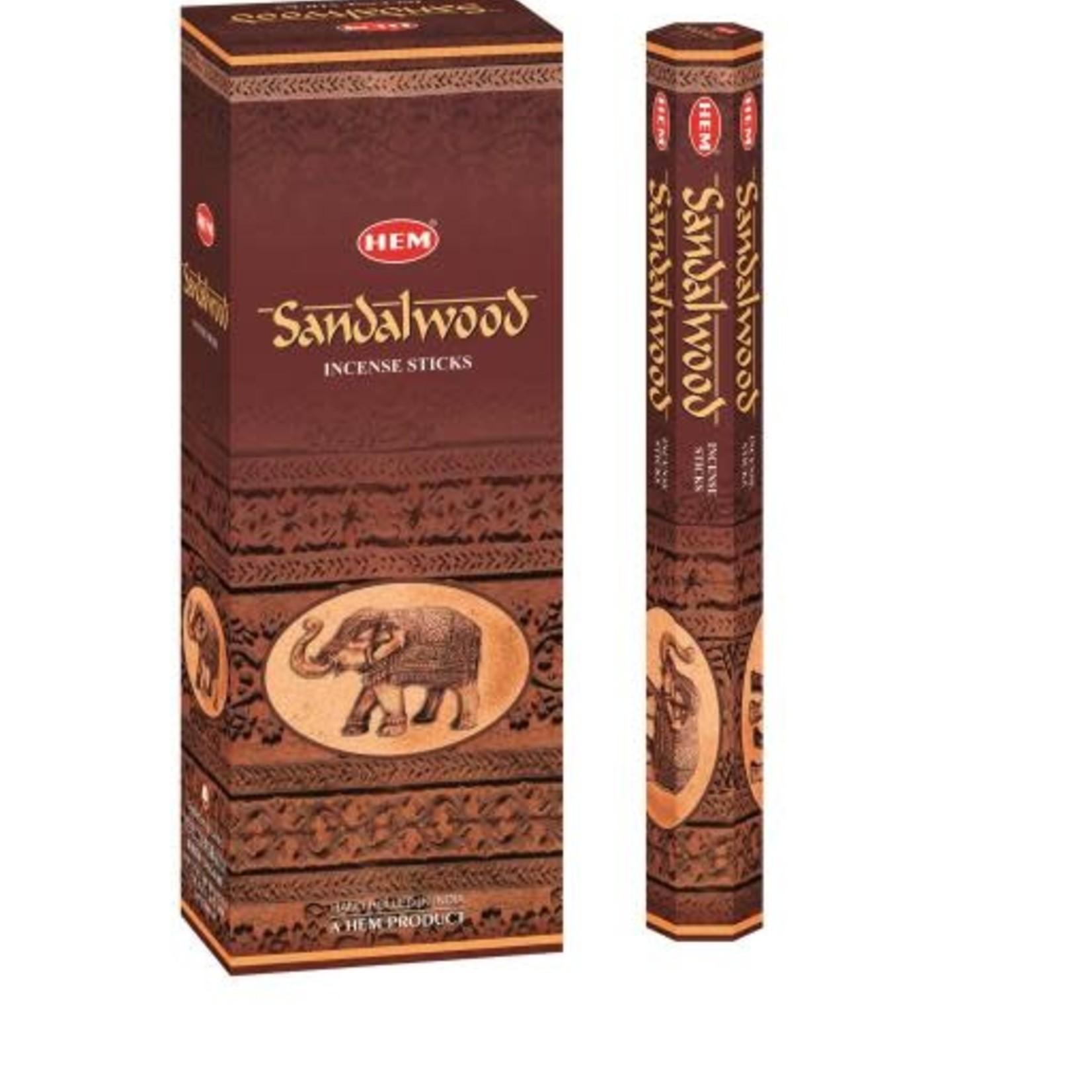 HEM (HEM) Sandalwood Incense