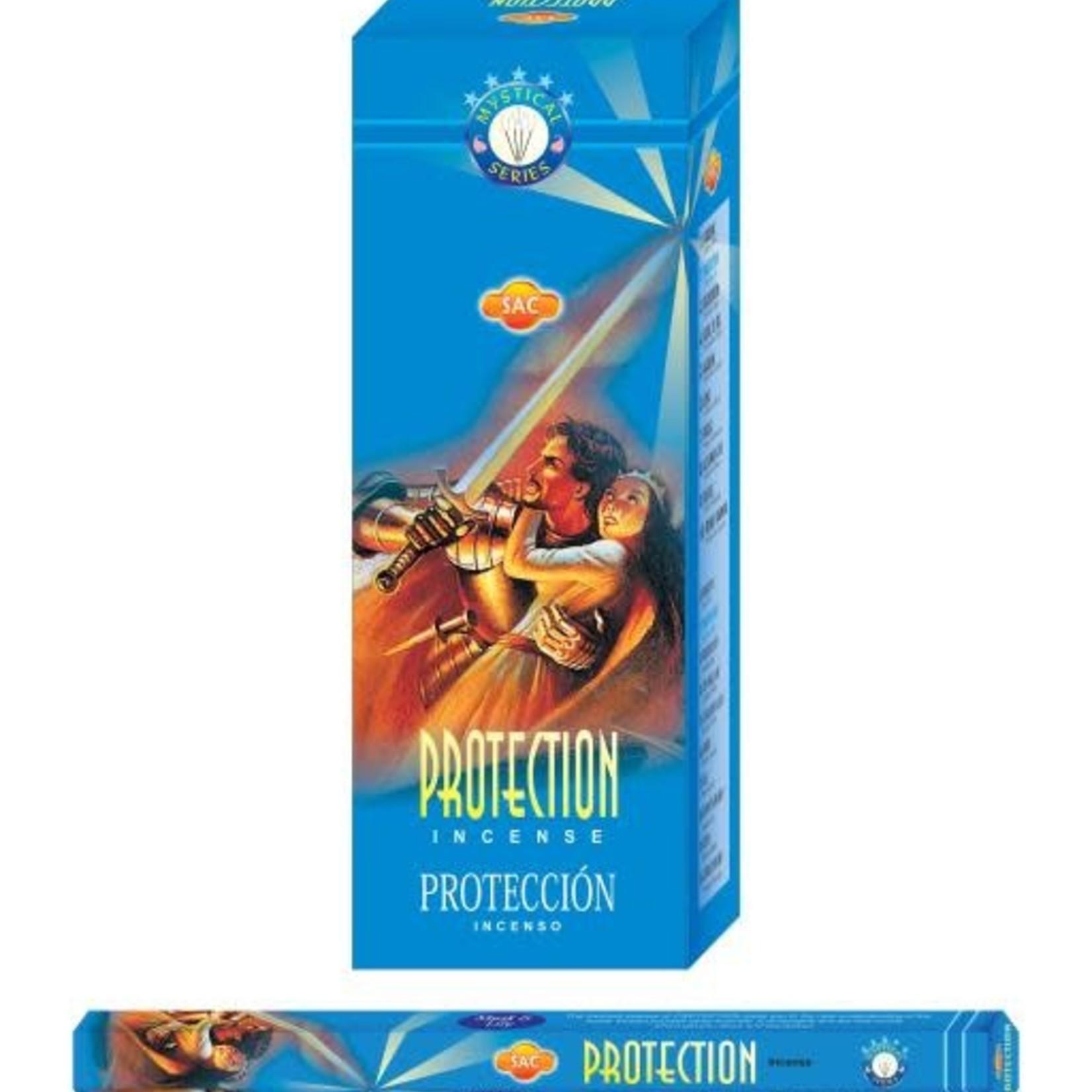 SAC Protection  Incense - SAC