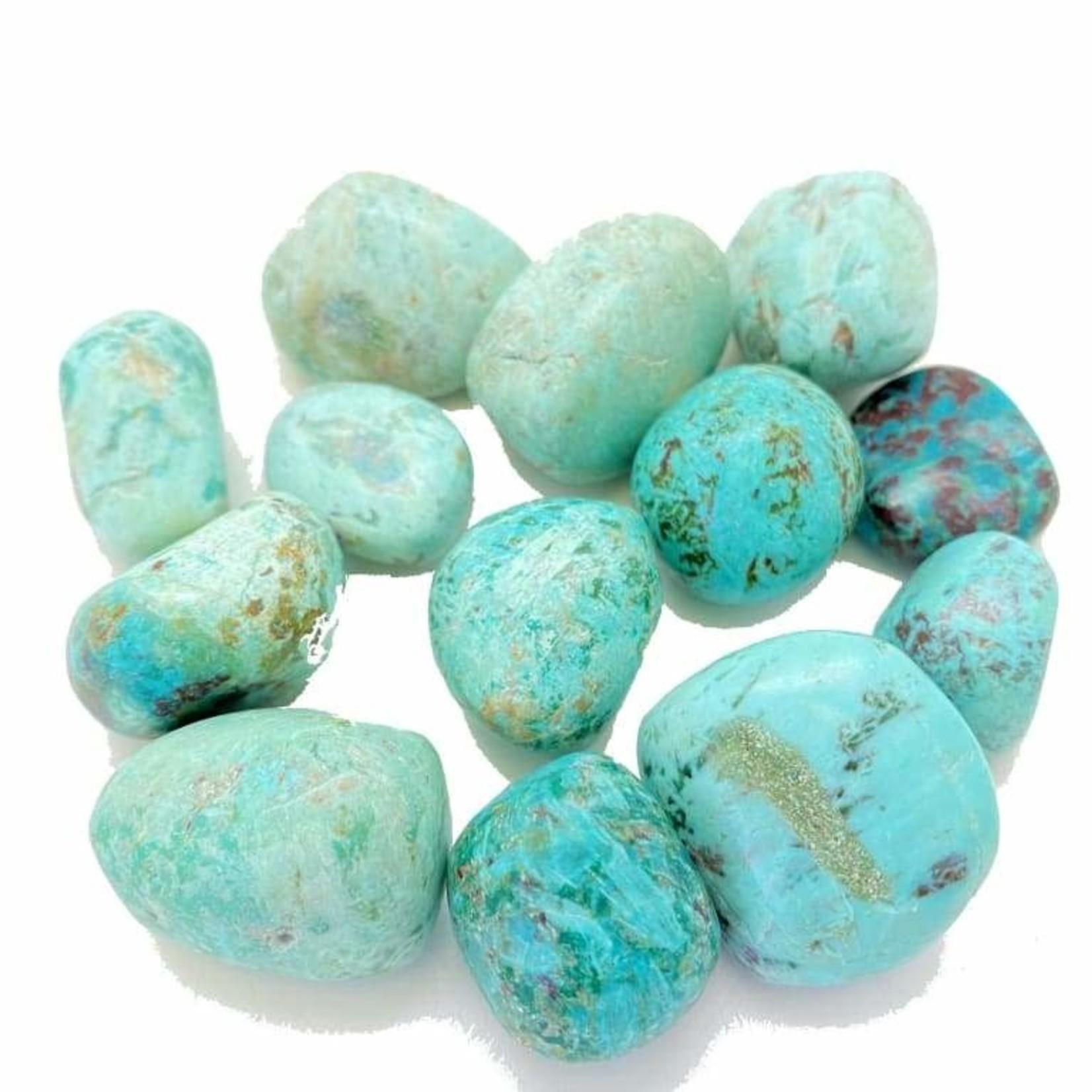 Tumbled Turquoise
