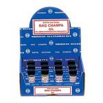 Nag Champ Perfume Oil - Satya Saibaba