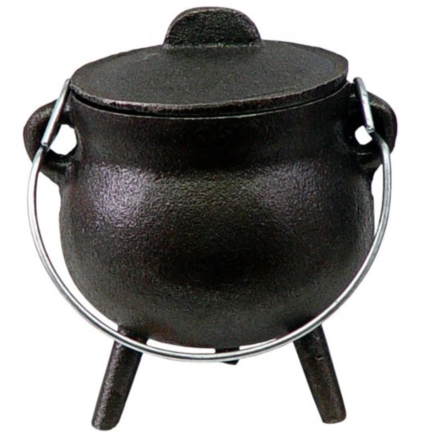 Cauldron Cast Iron Black Mini Plain 2.75