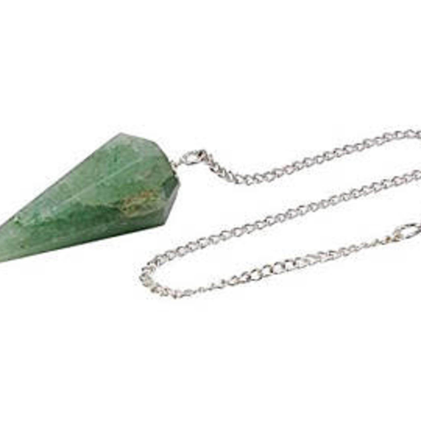 Nephrite Jade Pendulum