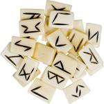 (Bones) Rune Set w/ Velvet Bag