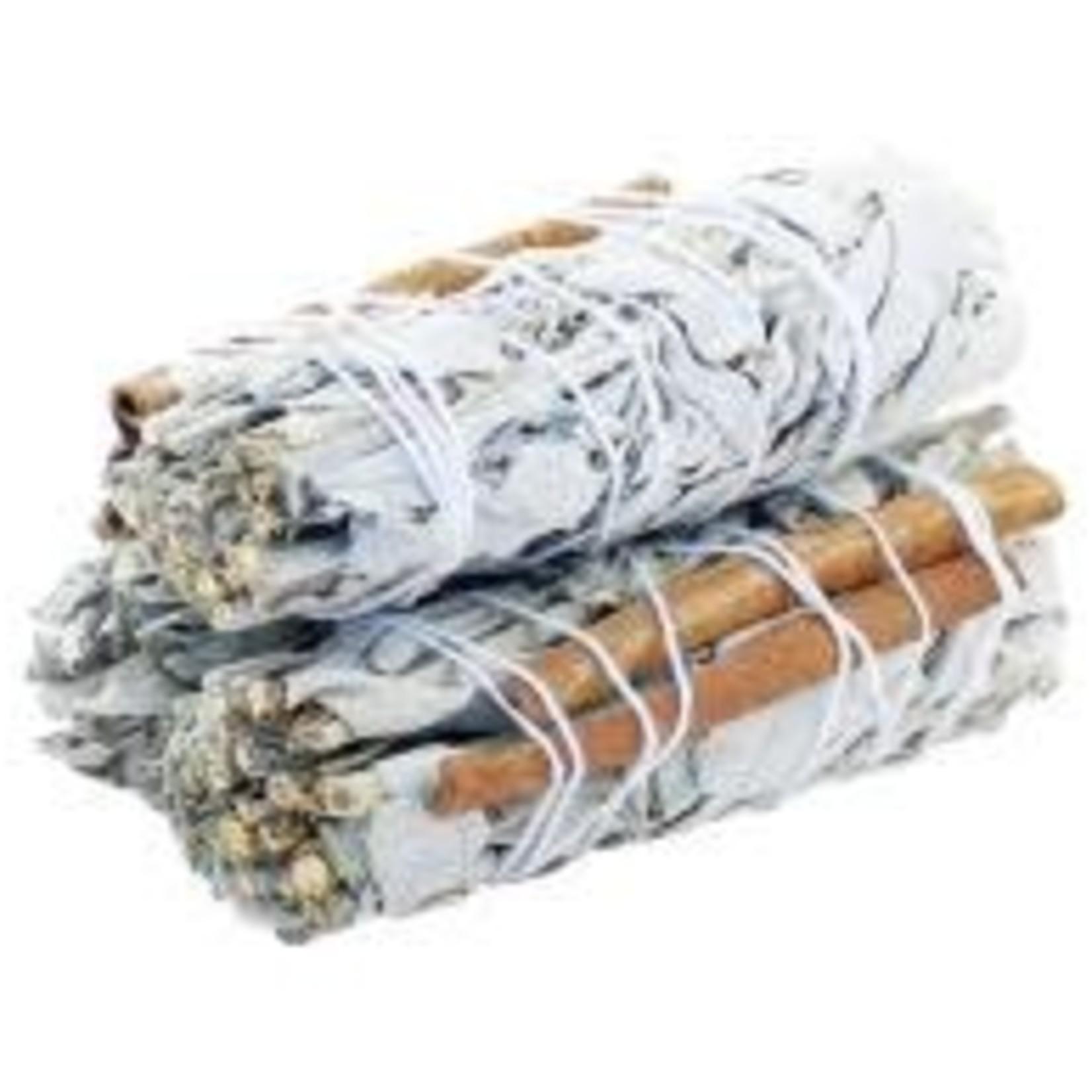 White Sage & Cinnamon Stick