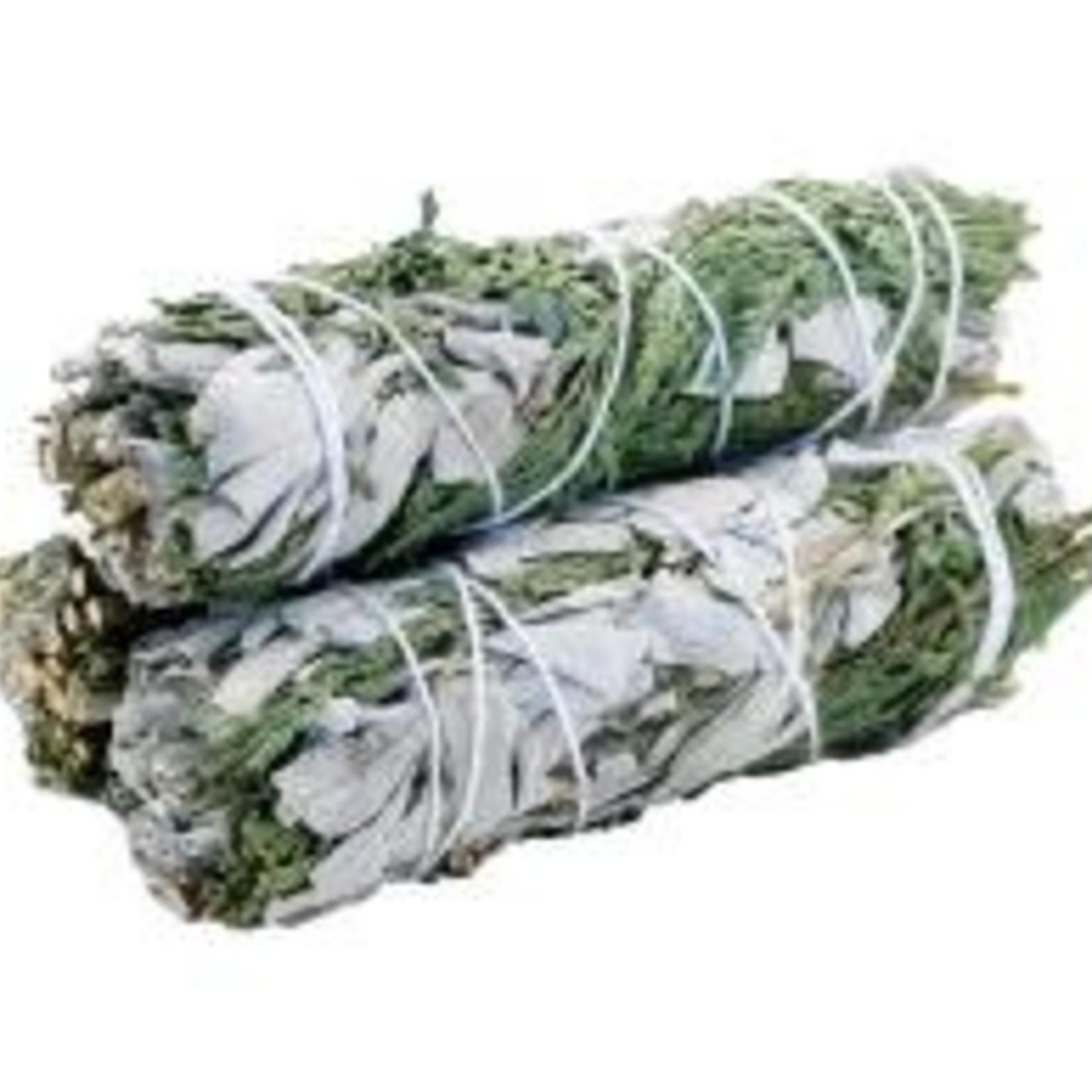 White Sage & Cedar