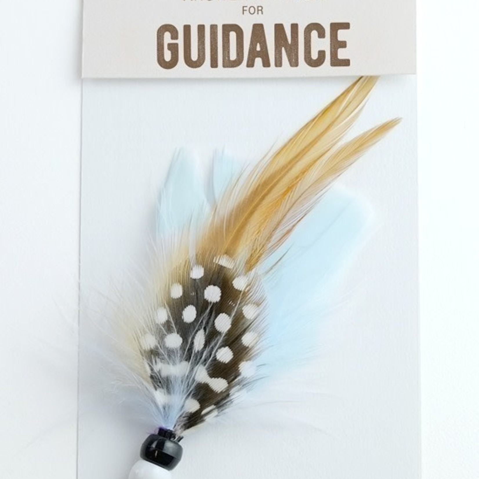 Answer Feather For  - Guidance