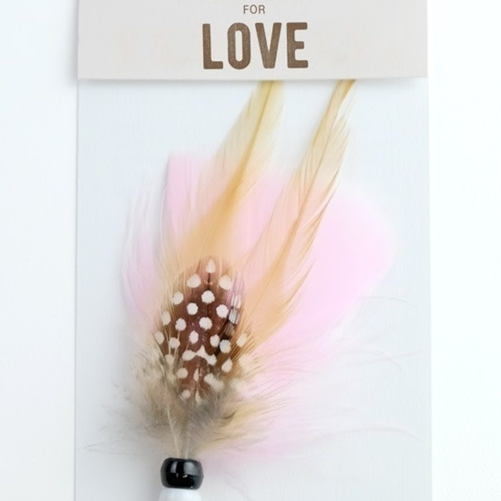 Answer Feather For  - Love