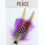 Answer Feather For  - Peace