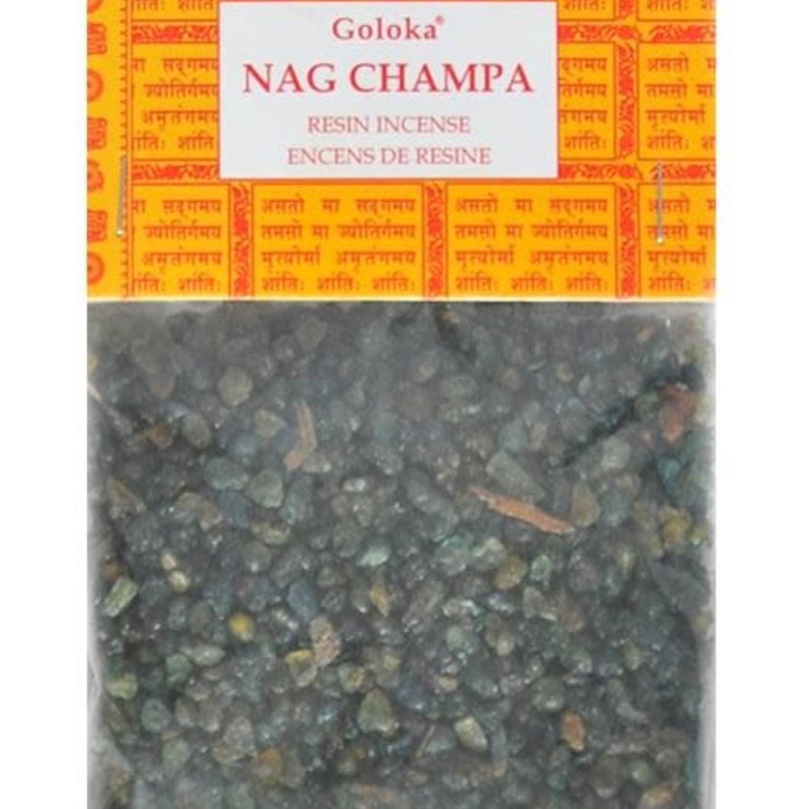 Nag Champa  Resin 15g