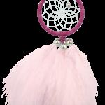 Dream Catcher Original- Light Pink