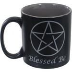 """Blessed Be"" Ceramic Mug"