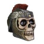 Roman Eagle Bank Skull