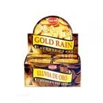 Gold Rain Cones