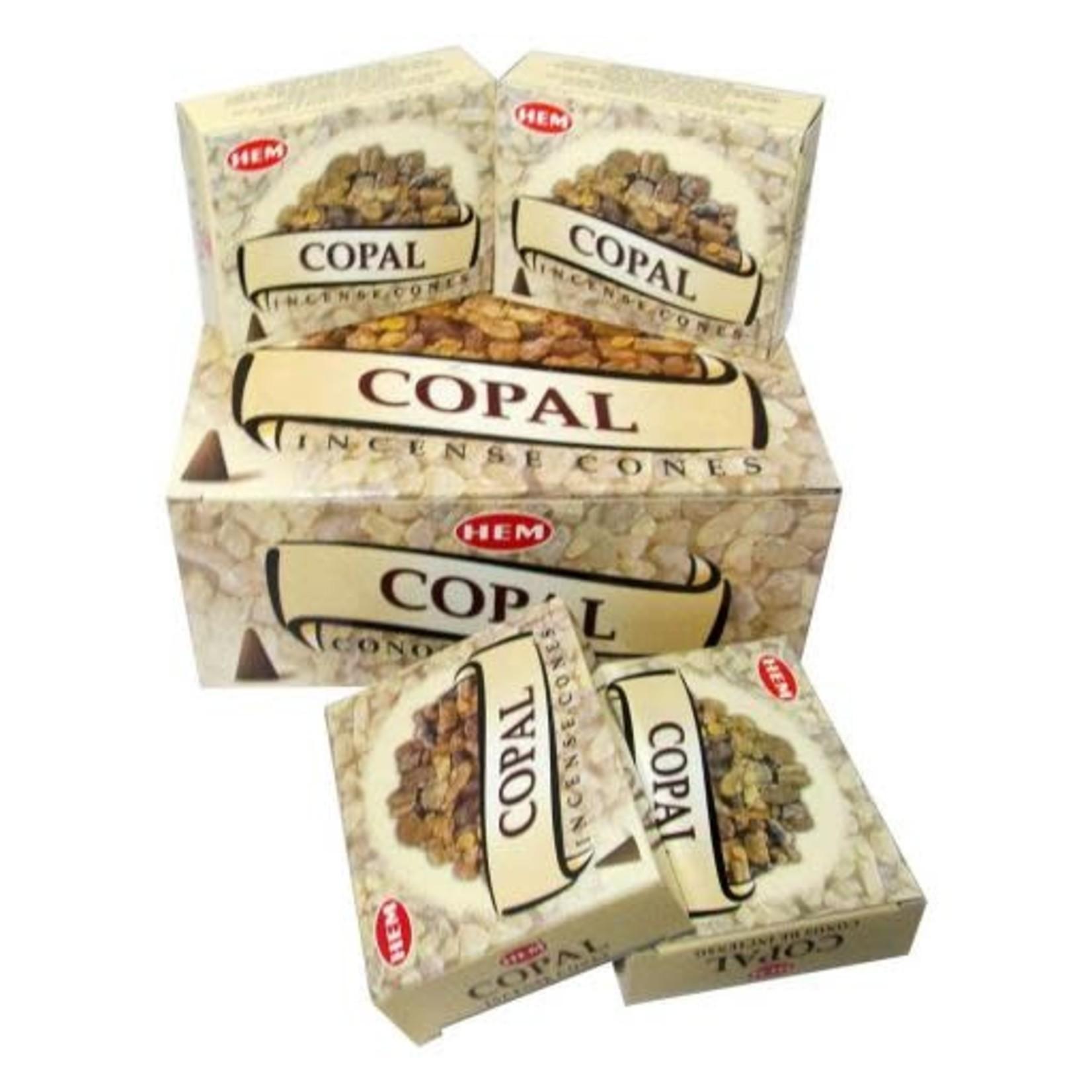 Copal Cones