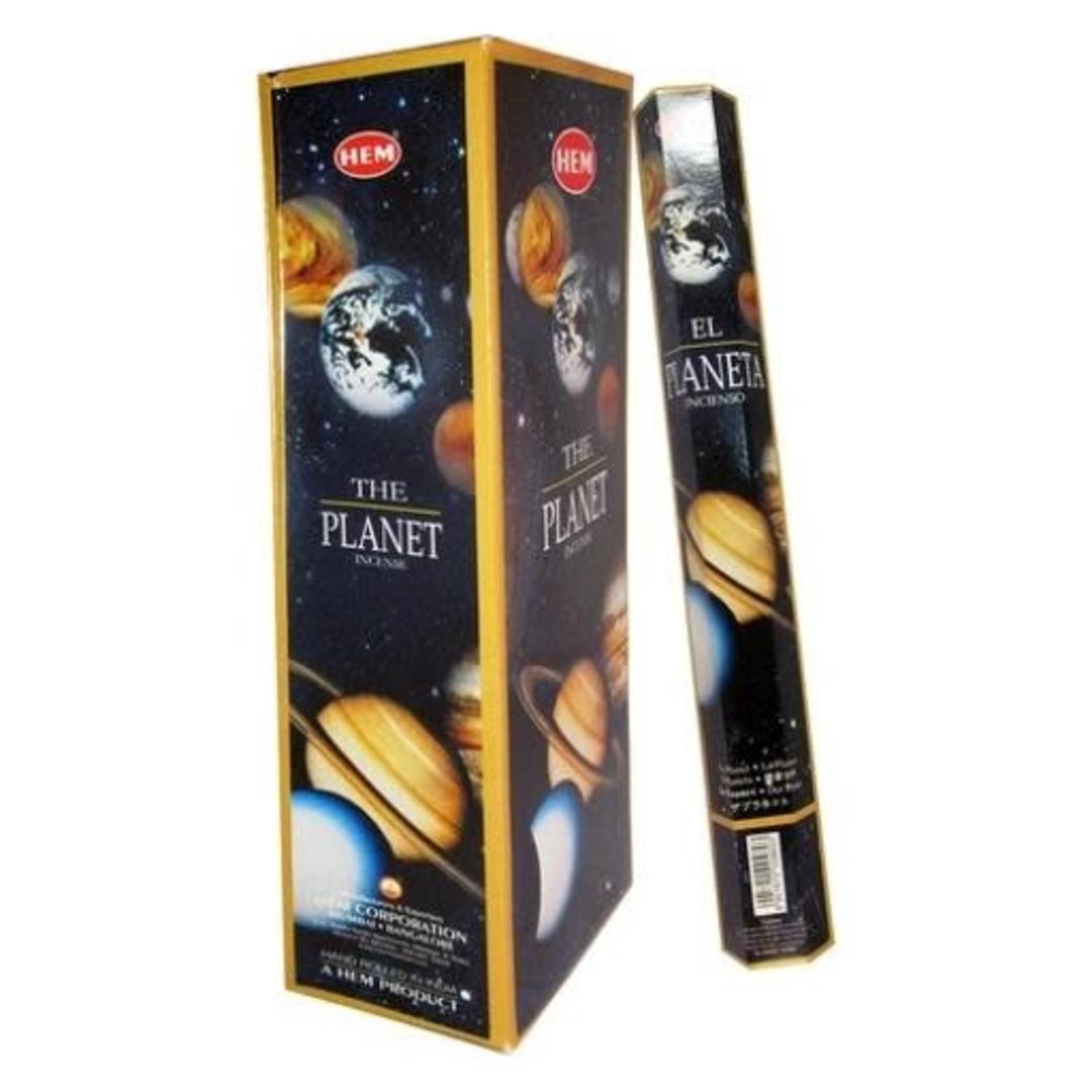 The Planet Incense Sticks