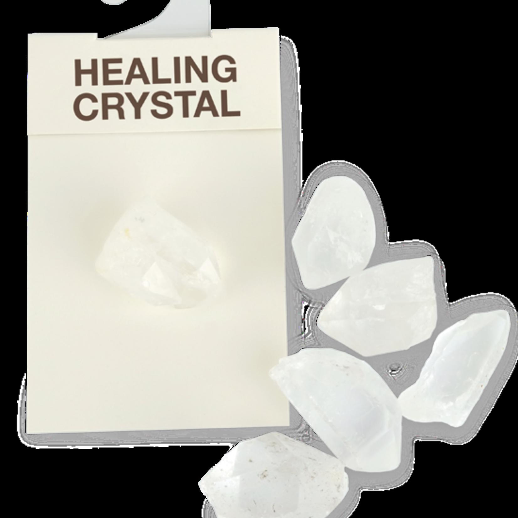 Healing Crystal (Quartz)
