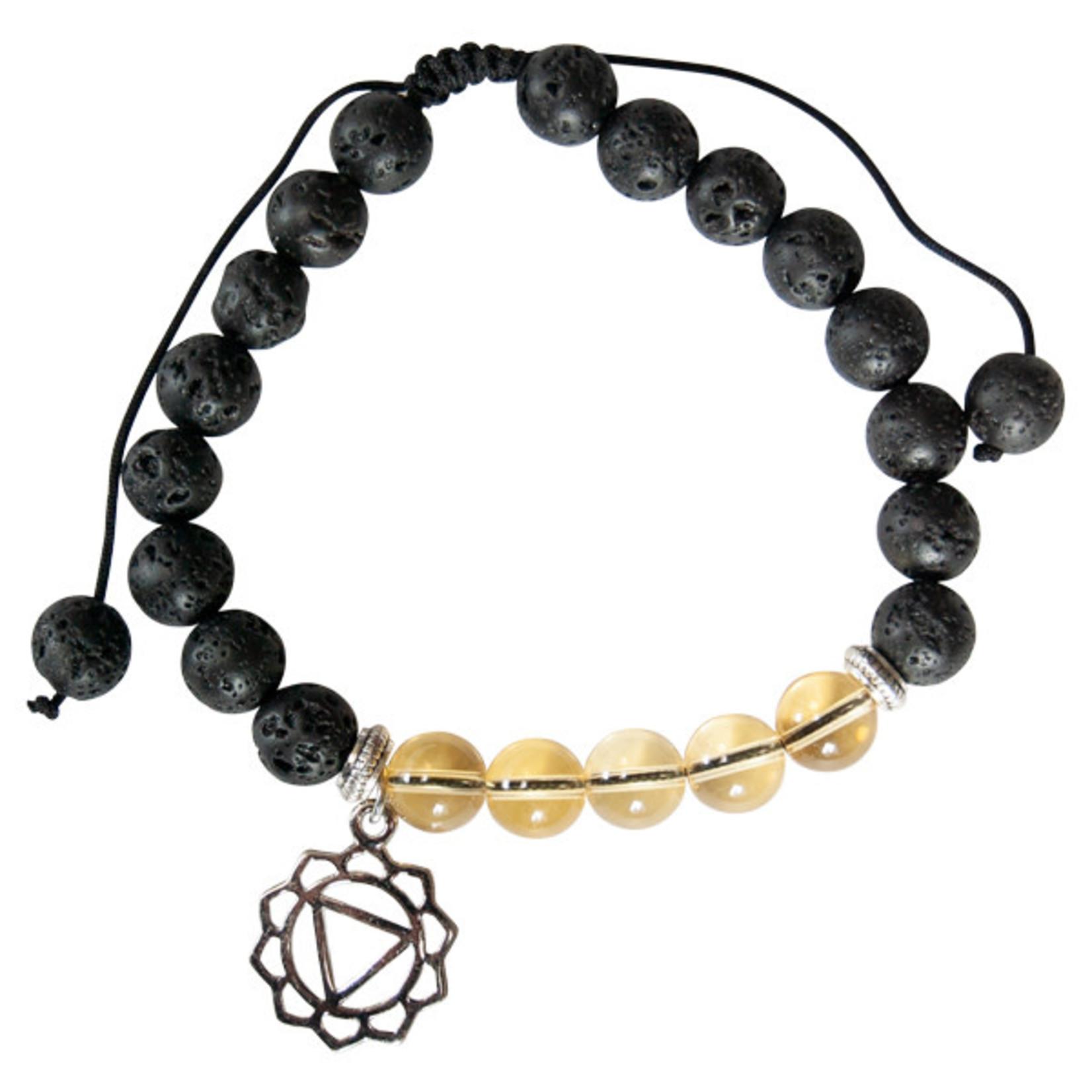 Citrine (Solar Plexus) Bracelet