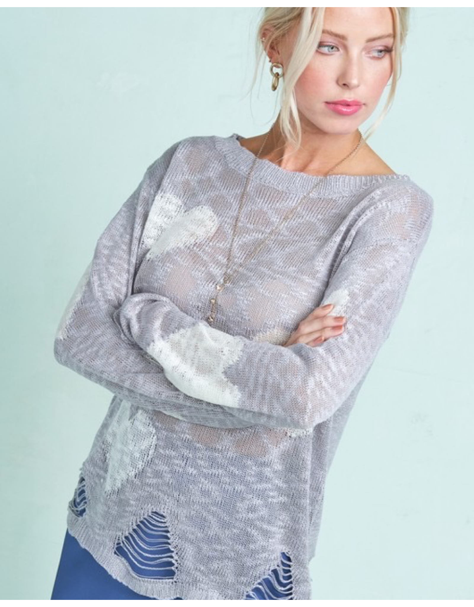 Slouchy fit Sweatshirt