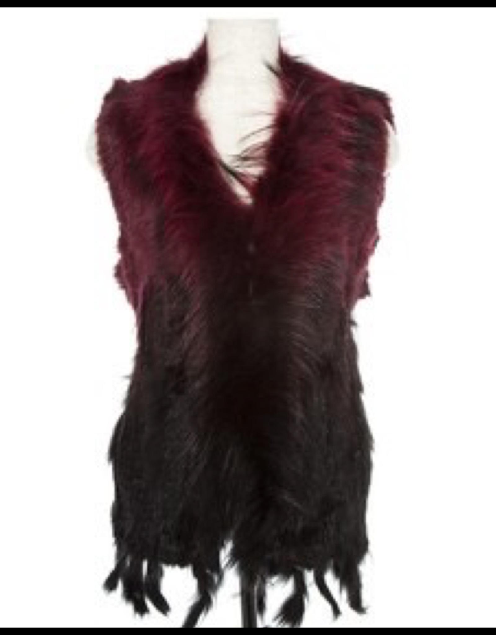 A&O international Fur Vest